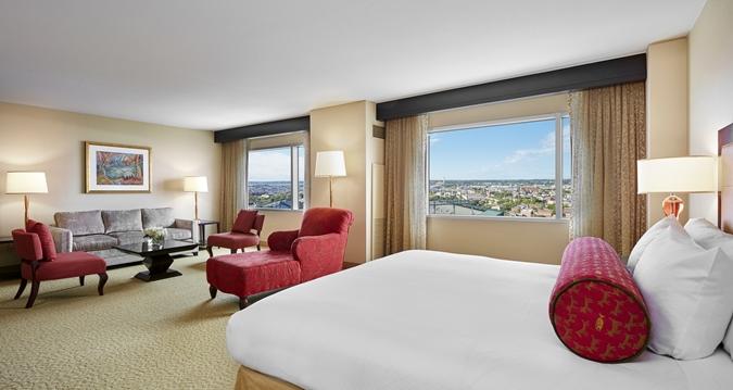 Hilton Hotel Baltimore